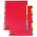 ELBA Karton-Register, blanko Bild 1
