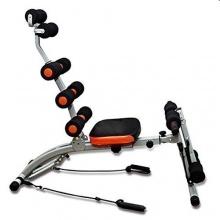 Six Pack Care Exercise Bench Bauch-und Rückentrainer von Triway Bild 1
