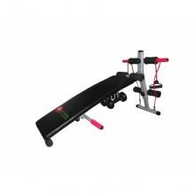 BAUCHTRAINER Bauchmuskeltrainer mit Hanteln von AsVIVA Bild 1