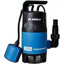 Güde Schmutzwassertauchpumpe GS4002P Bild 1