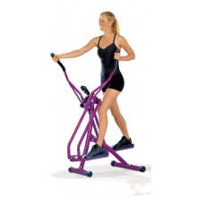 Beintrainer, Nordic Walking Crosstrainer, aubergine, 0878 von TV Das Original Bild 1