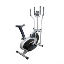 Fitness PRO 2 in 1 Elliptischer Crosstrainer und Heimtrainer von Confidence Bild 1