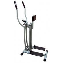 Klappbarer Crosstrainer mit intelligentem Pulsmesser - Zur Straffung von Waden, Oberschenkeln, Hüfte, Gesäß und Bauch von Biosync Bild 1