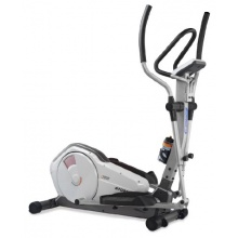 Crosstrainer Ergometer Cardio Elliptical, Grau/Schwarz, C19 von AsVIVA Bild 1