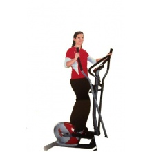 Crosstrainer inkl. Trainingscomputer und integrierter Handpulsmessung von Repos-Online Bild 1