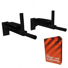 Dip-Station Steel-Body Bauchtrainer von BB Sport mit Anwendungsbroschüre von BB Sport GmbH & Co. KG Bild 1