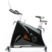 Indoor Cycle Triathlon Fitnessbike Carbon Pro, schwarz, 130 x 56 x 118 cm, SF-2300 von Skandika Bild 1