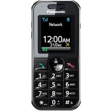 Panasonic KX-TU325EXBE Easy Use Mobile Block-Handy schwarz Bild 1