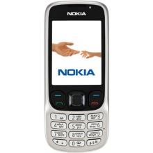 Nokia 6303i Block Handy classic steel Bild 1