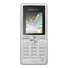 Sony Ericsson T250i Aluminium silver Handy Bild 1