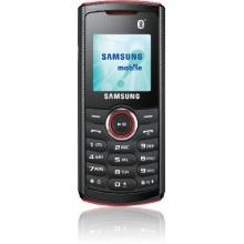 Samsung E2121 Block Handy rot Bild 1