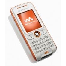 Sony Ericsson W200i Pulse weiß Handy Bild 1