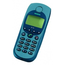 Siemens M35i Block Handy blau Bild 1