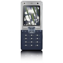 Sony Ericsson T650i midnight blue Block Handy Bild 1