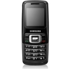 Samsung SGH-B130 schwarz Block Handy Bild 1