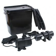 UBBINK TEICHFILTER FiltraPure 4000 SET UV Bild 1
