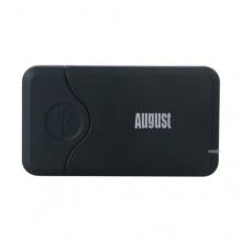 August MR240B - Bluetooth Audio Adapter schwarz Bild 1