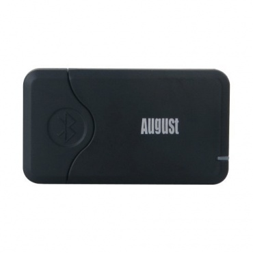 august mr240b bluetooth audio adapter schwarz test. Black Bedroom Furniture Sets. Home Design Ideas
