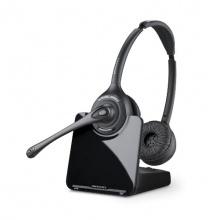 Plantronics CS520A schnurlos Binaural Headset Bild 1