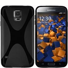mumbi X-TPU Schutzhülle Samsung Galaxy S5 Hülle Bild 1