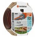 Gardena Comfort Flex Schlauch 9 x 9, 13 mm, 1/2 Zoll, 20 m ohne Systemteile, 18033-20 Bild 1