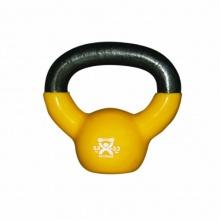 Kettle Bell, 2.27 kg, gelb von Cando Bild 1