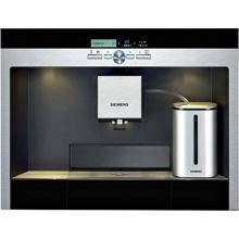 Siemens TK76K573 Einbau Kaffeemaschine aus Edelstahl Bild 1
