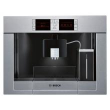 Bosch TCC78K751 Einbau-Kaffeemaschine aus Edelstahl mit SensoFlow System Bild 1