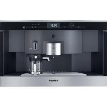 Miele CVA 6431 Einbau-Kaffeevollautomat mit Nespresso System aus Edelstahl Bild 1