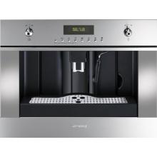 Smeg CMS45X Einbau Kaffeevmaschine aus Edelstahl Bild 1