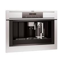 AEG Einbau-Kaffeemaschine PE4521-M aus Edelstahl Bild 1