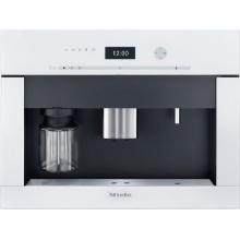 Miele 9521960 CVA6401 Brillant Einbau-Kaffeevollautomat in weiß mit Bohnenmahlwerk Bild 1