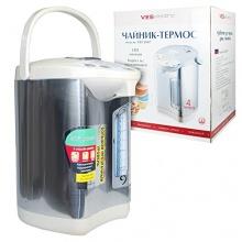 Ves Heißwasserspender Thermopot VES 2007 in weiß silber mit 4 Liter Tank Bild 1