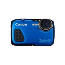 Canon PowerShot D30 Unterwasserkamera 12,1 Megapixel blau Bild 1