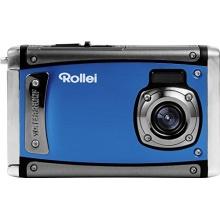 Rollei Sportsline 80 wasserdichte Unterwasserkamera blau Bild 1
