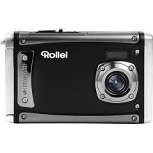 Rollei Sportsline 80 wasserdichte Unterwasserkamera 8 Megapixel schwarz Bild 1