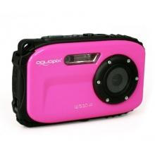 Aquapix 12000 W510-P Unterwasserkamera 5 Megapixel neon pink Bild 1