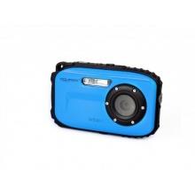 Aquapix 12003 W510-I Unterwasserkamera 5 Megapixel neon blau Bild 1
