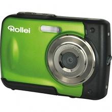 Rollei Sportline 60 Unterwasserkamera 5 Megapixel grün Bild 1