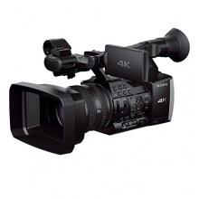 Sony FDR-AX1EB 4K Ultra-HD-Camcorder Profi Filmkamera Bildstabilisator schwarz Bild 1