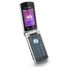 Sony Ericsson W508 metal Grey Klapphandy Bild 1