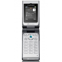 Sony Ericsson W380i Klapphandy  Magnetic Grey Bild 1