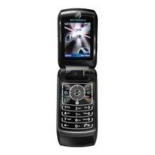 Motorola RAZR maxx V6 schwarz Klapphandy Bild 1