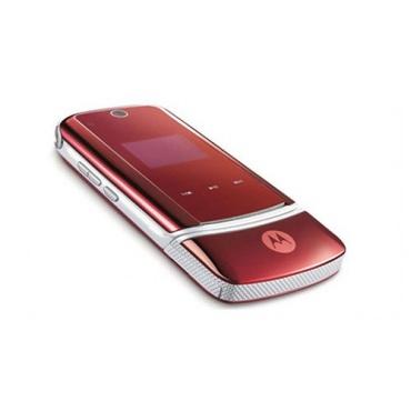 Motorola MOTOKRZR K1 rot Klapphandy Bild 1