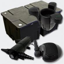 Filter Wiltec Set Teichfilter 60000l + 18W UVC Teichklärer Bild 1