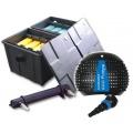 ZAC Wagner Filter Set Bioe Tichfilter CBF2 + Teichpumpe Z6500 Bild 1