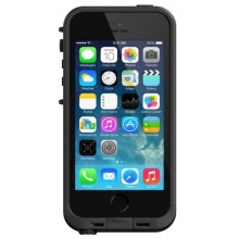 LifeProof wasserdichte Schutzhülle Apple iPhone 5 schwarz Bild 1
