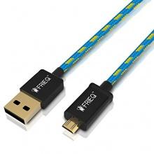 FRiEQ USB 2.0 Micro USB Lade-/Sync Kabel Bild 1
