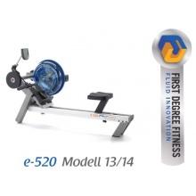 E-520 Rudergerät - Modell 13/14 inkl. Polar Brustgurt und Bodenmatte von First Degree Bild 1