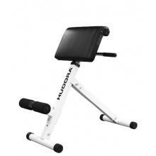 Rückentrainer, weiß,schwarz, 65218 von Hudora Bild 1